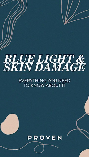 Blue Light and Skin Damage. Is it a myth?