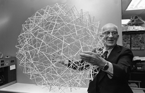 Photo of Buckminster Fuller