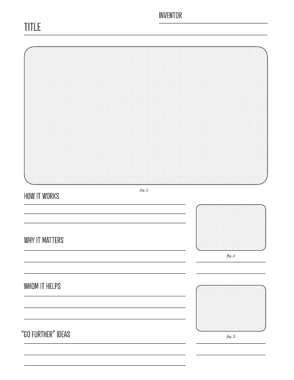 Draw with your daughters The Inventors Worksheet James – First Step Worksheet