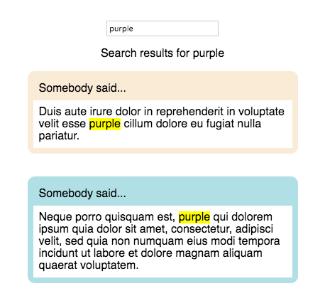 How to Build Reliable Search Highlighting for Your Product