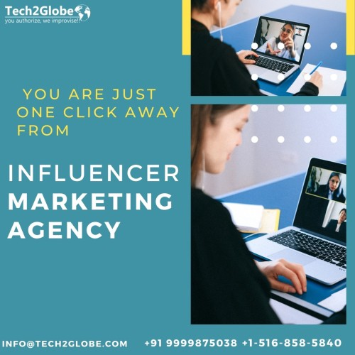 Influencer Marketing Agency in India