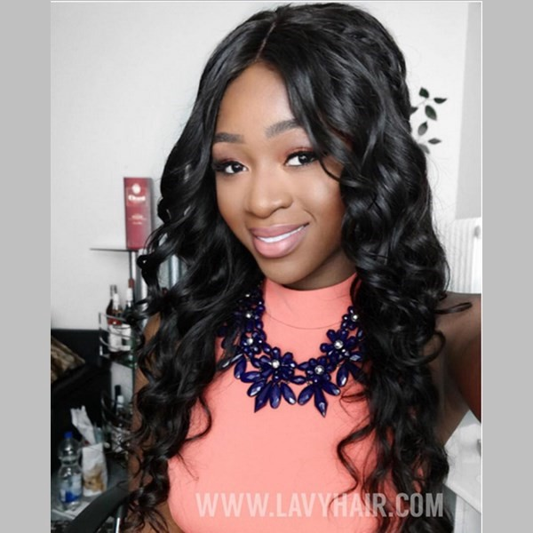 Use European Hair Extensions For Unique Appearance Lavy Hair Medium