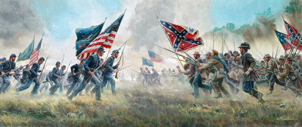 Image result for the beginning of the american civil war