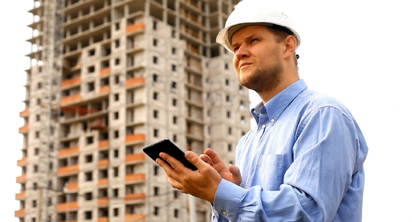 Monitor work site activity and get real time updates with indus.ai's construction intelligence platform available on mobile devices