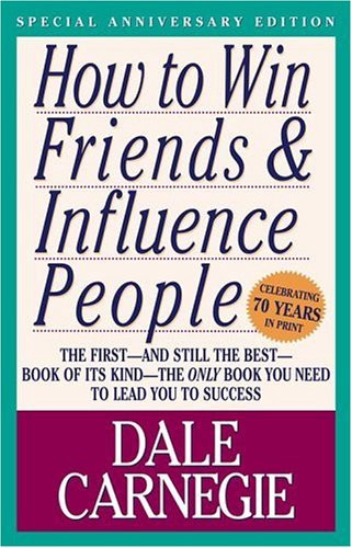 How to Win Friends & Influence People cover