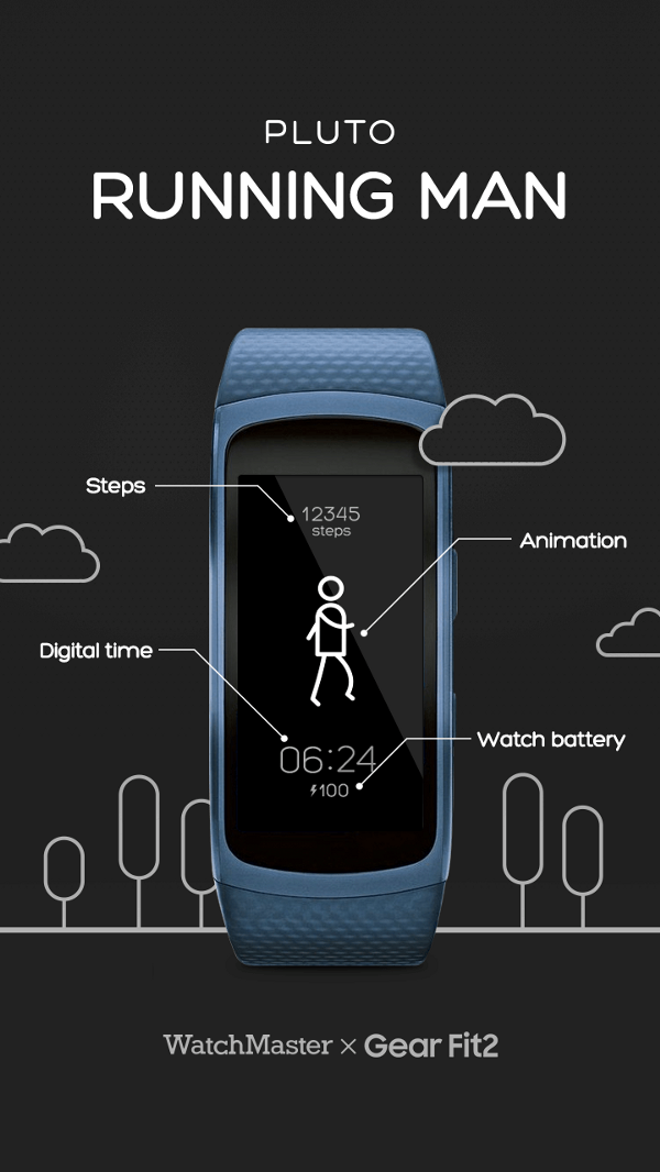 how to make a watch face for gear fit 2
