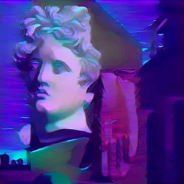 Using Machine Learning to Convert Your Image to Vaporwave or Other Artistic Styles