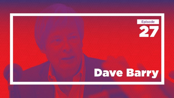 Dave Barry | Conversations with Tyler