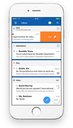 Pinning Emails With Spark