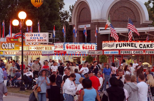 All the New Concession Stand Offerings at This Year's State Fair | How Pants Work