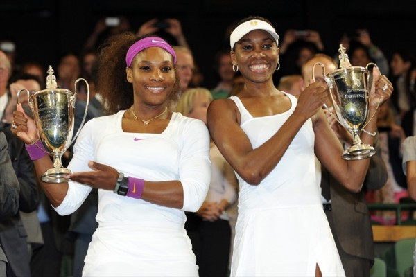 Image result for the williams sisters