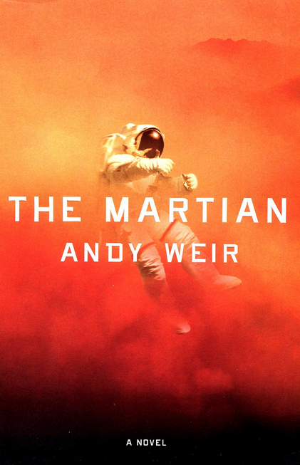 I assume Andy Weir is pretty much always prepared to put on a space suit and build things out of duct tape and burning hydrazine.