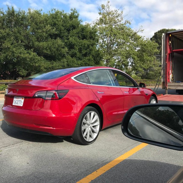 Model 3 — Red Release Candidate