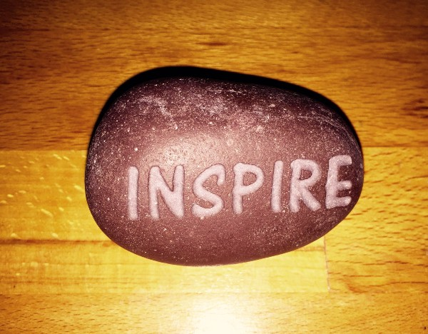 What does inspiration do?