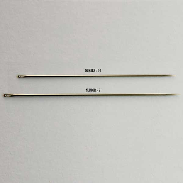 Buy Hand Embroidery Needles Aari Embroidery Needle Online At