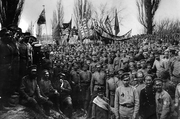 an introduction to the history of the russian revolution Introduction the october revolution, officially known as the great october socialist revolution and commonly referred to as red october, the october uprising or the bolshevik revolution, was a seizure of state power instrumental in the larger russian revolution of 1917.