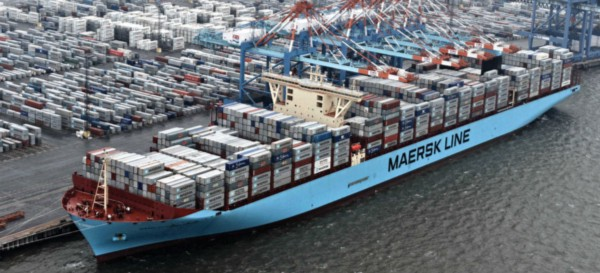 the maesrsk line company Maersk line is the global container division and the largest operating unit of the maersk group, a danish business conglomerateit is the world's largest container shipping company having.