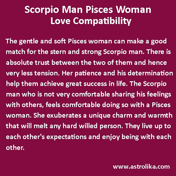 Pisces woman attraction