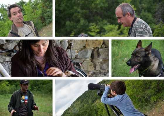 About People, Vultures and Other Animals of the Eastern Rhodopes