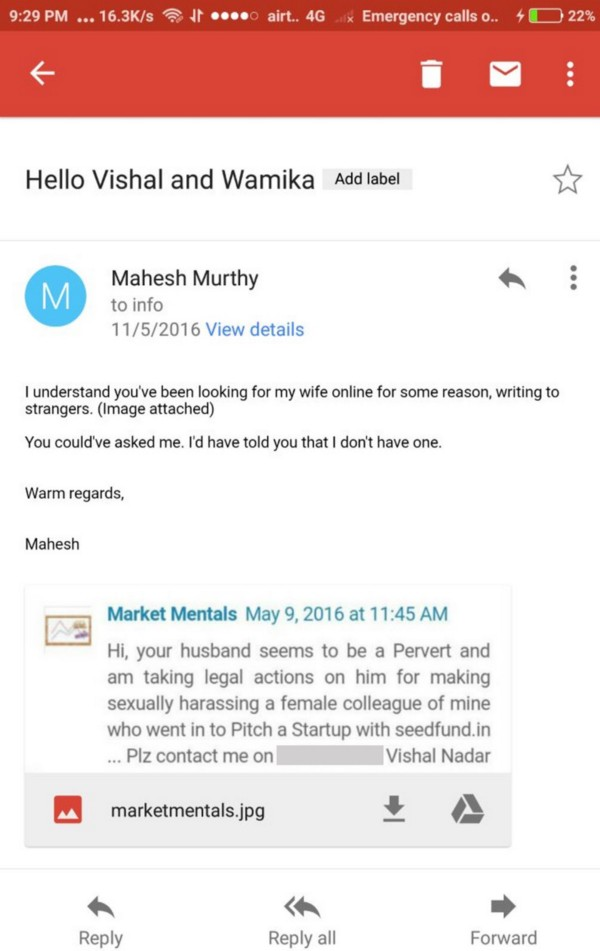Mahesh Murthy Speaks Over Allegations Of Misconduct 4
