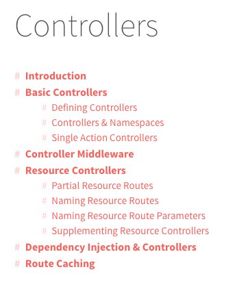 Use Resource Controller, Artisan and Tinker to set up REST API in