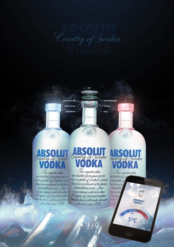 marketing of absolut vodka Absolut vodka is made in southern sweden, in the town of ahus in the skane region i took a trip there this winter to learn how the vodka is made the distillery can produce 650,000 bottles of vodka per day and i had about that many questions for the producers i think it's best to break the.