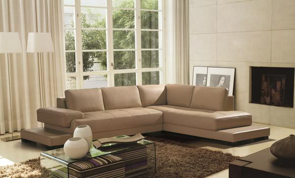 From Modern Leather Sectional Sofa To Beige Sectional Sofa, Every Piece Is  So Artistically Designed That It Can Add Flare ...
