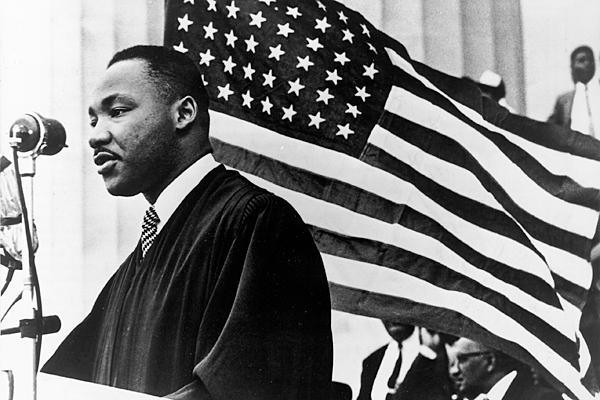 so today is martin luther king day sure to some its just a day to be annoyed the post office isnt open but for the most part youll see people of all