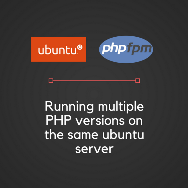 Run multiple PHP version on the same server using php-fpm and xdebug on Ubuntu 16.04