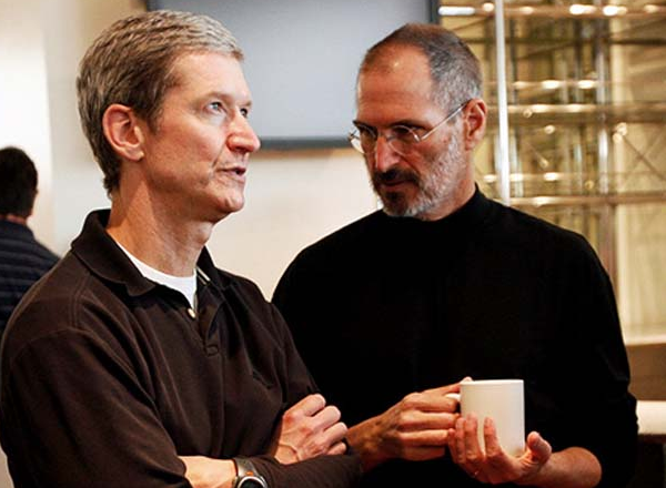 When He Returned To The Helm At Apple In 1997, Steve Jobs Righted A  Foundering Company. Upon His Death Fourteen Years Later, Jobs Left Behind A  Giantu2026 And ...