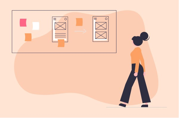 What are the four factors that can assist in the Agile methodology for UX design?