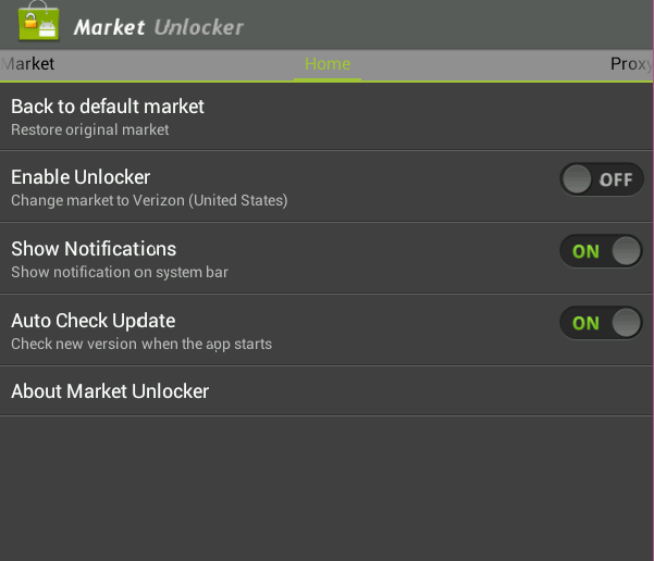 Market unlocker xdating