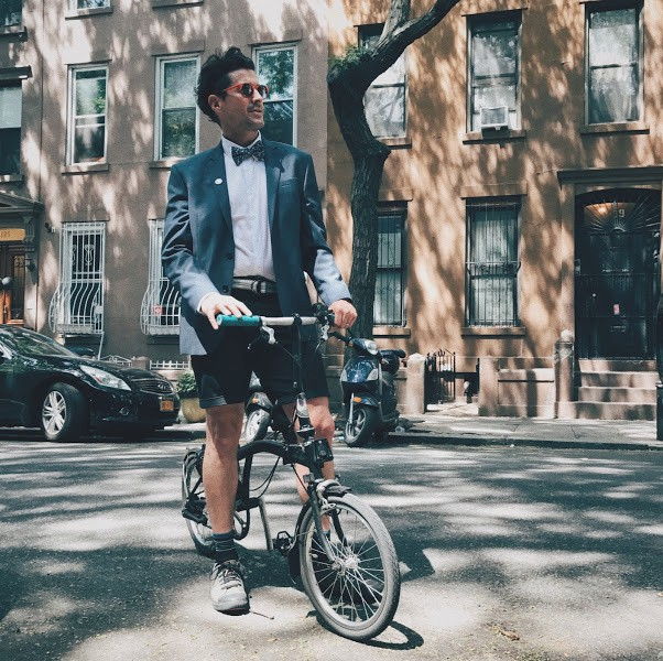 a longtime review of the brompton bicycle