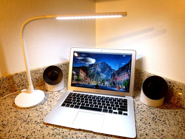 Proper Positioning Of Lighting Fixtures Appointments And Furniture Makes  One Study And Spot Things With No Trouble. A Desk Lamp For You Can Still  Improve ...