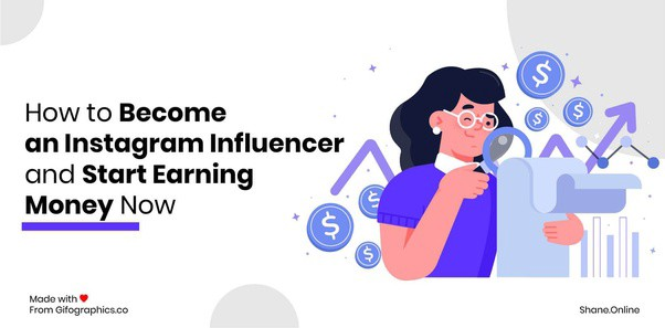 """""""How To Become an Instagram Influencer and Start Earning Money"""""""