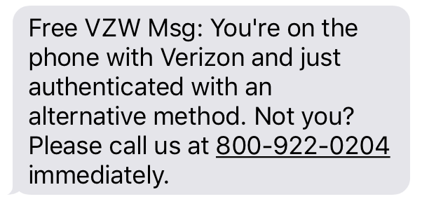 Does verizon family base show text messages