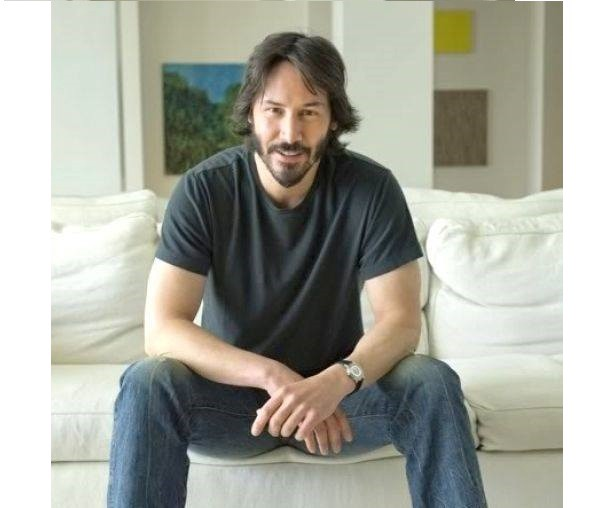 Heres Keanu Reeves Message On Living Life To The Fullest
