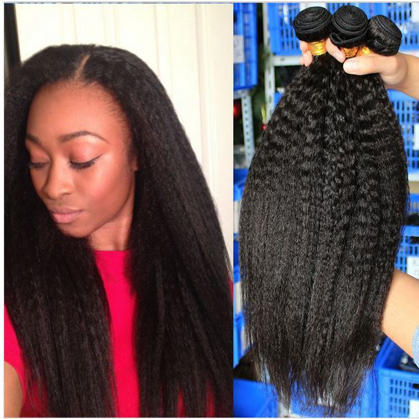 Different Styles You Can Do With Your Yaki Hair Extensions
