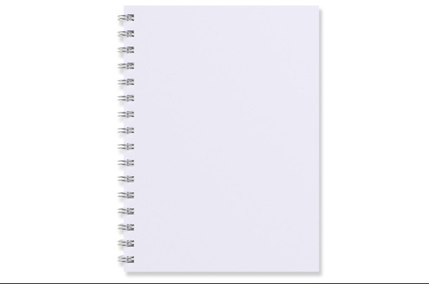 I hate lined paper Katie Buchanan Medium – Lined Blank Paper