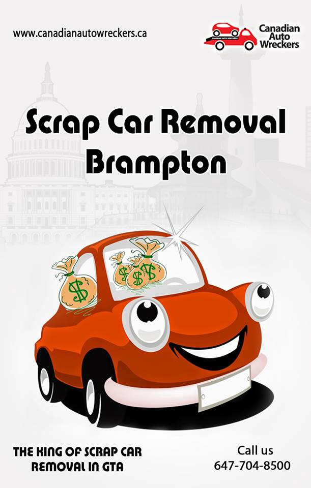 SCRAPPING YOUR CAR? FIND BEST AUTO WRECKERS IN BRAMPTON
