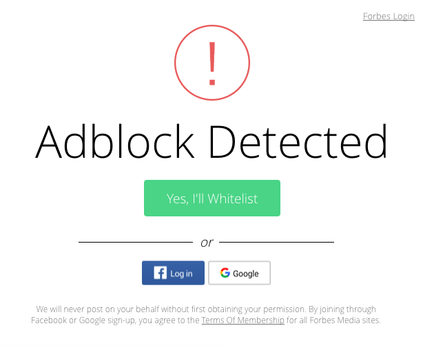 detect adblock technical and ux considerations timur tima