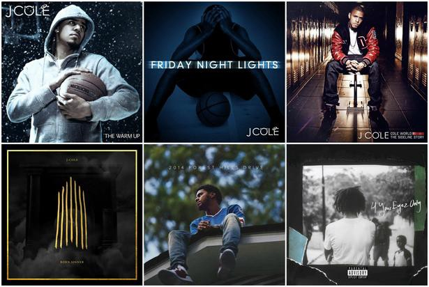 All 8 j cole projects ranked snobhop medium all 8 j cole projects ranked aloadofball Image collections