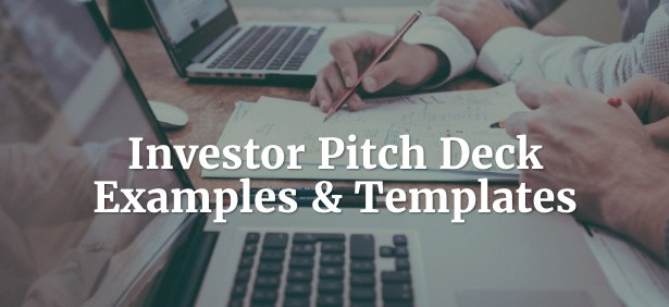 The Ultimate Startup Funding Pitch Deck Chance Barnett Medium - Awesome free pitch deck template scheme