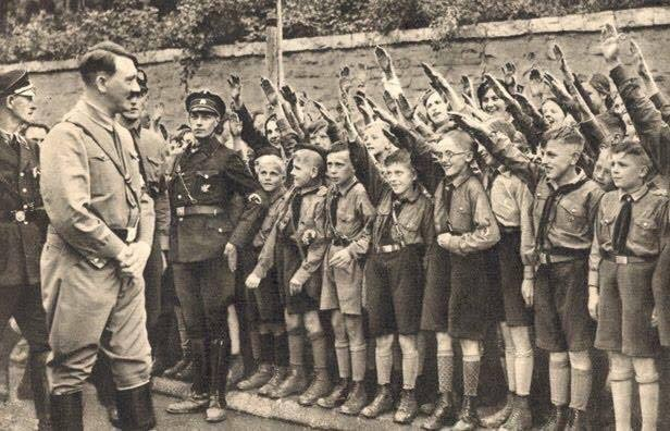Image result for hitler's youth