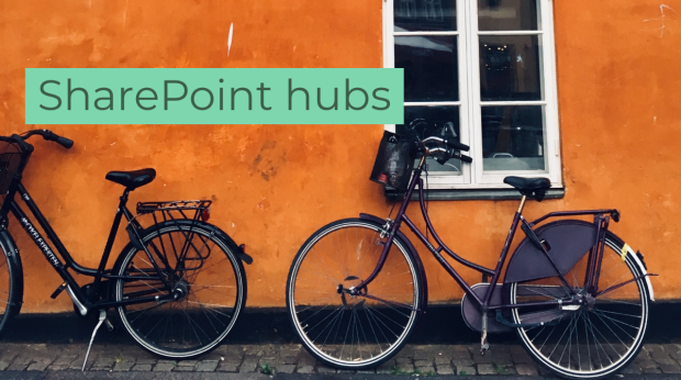 Are hubs the new SharePoint site collection?