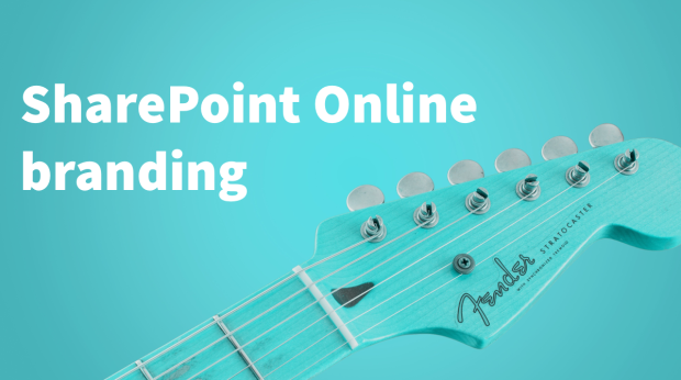 SharePoint Online branding: A discussion
