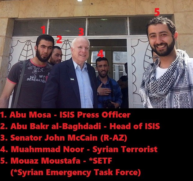 Image result for john mccain the traitor