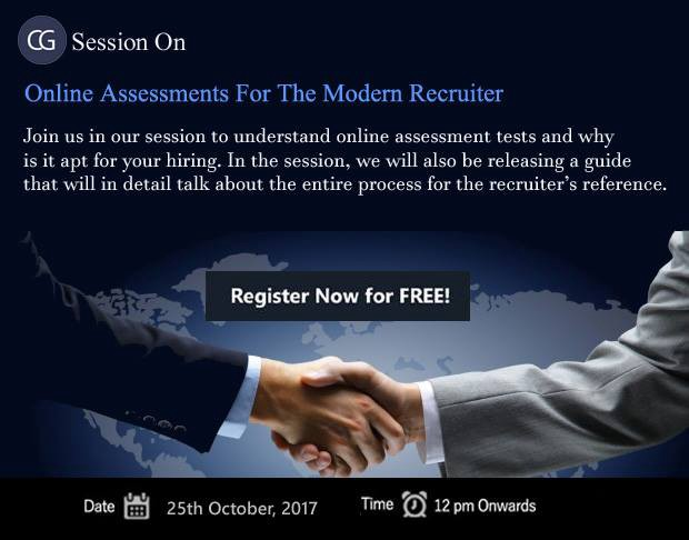 Join us in our session to understand online assessment tests and why is it  apt for your hiring. In the session, we will also be releasing a guide that  will ...