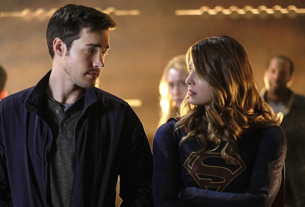 Supergirl Dating Mon El In Real Life
