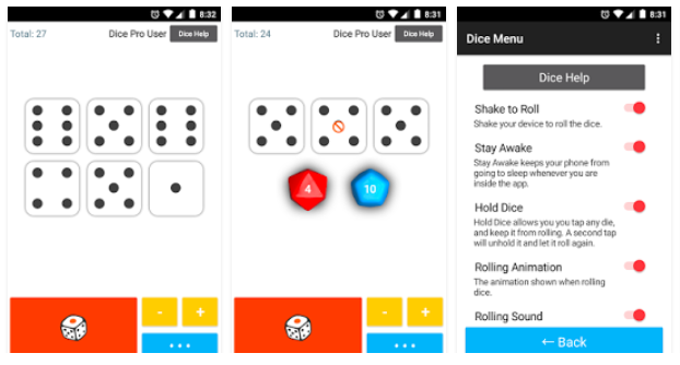 The 17 best thunkable apps of 2017 copy paste programmers ranked 1 on the google play store for dice applications dice is a dice throwing app where users can customize different combinations of die fandeluxe Gallery
